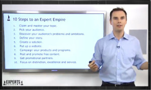 How-I-Built-My-Expert-Empire-Video-Poster